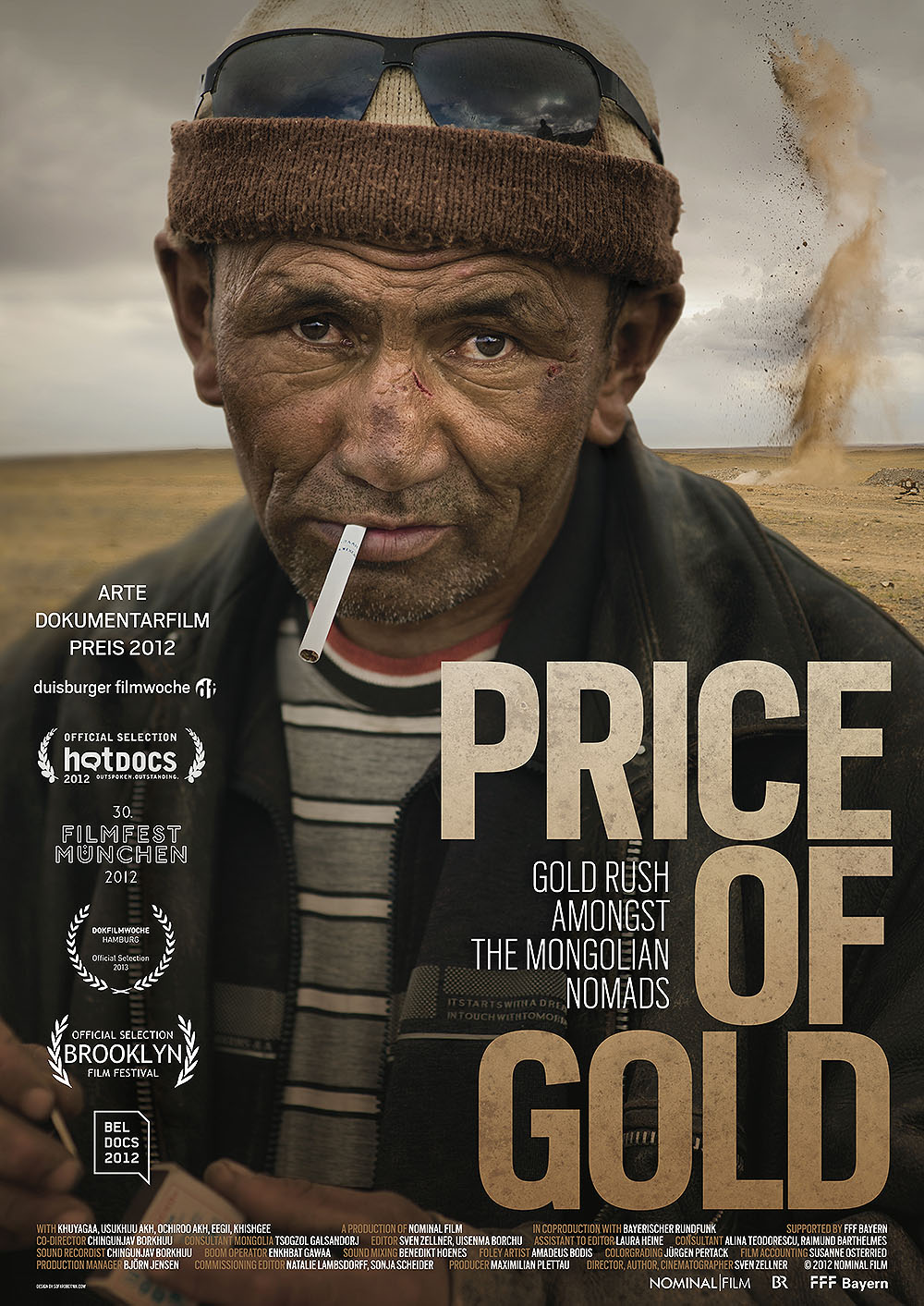 Price of Gold Film - documentary Preis des Goldes